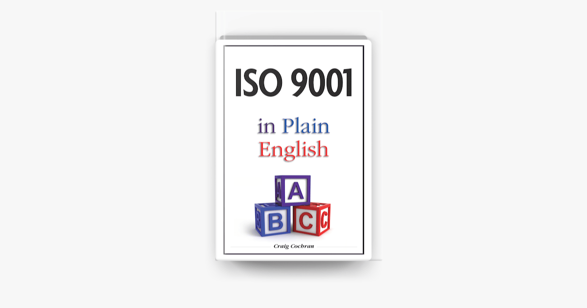 ‎ISO 9001 in Plain English i Apple Books