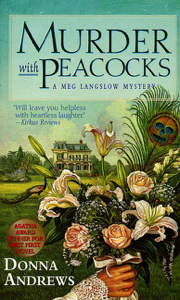Murder With Peacocks - Donna Andrews pdf download