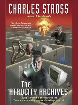 The Atrocity Archives - Charles Stross pdf download