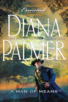 A Man of Means - Diana Palmer