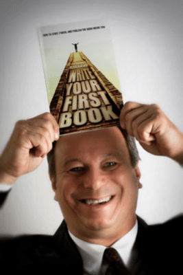 Write Your First Book - Peter Biadasz