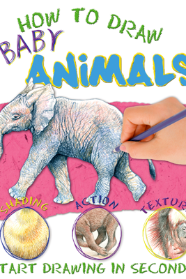 How to Draw Baby Animals - Miles Kelly