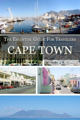 Cape Town: The Essential Guide for Travelers - BookViz