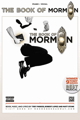 The Book of Mormon: Sheet Music from the Broadway Musical - Trey Parker, Robert Lopez & Matt Stone