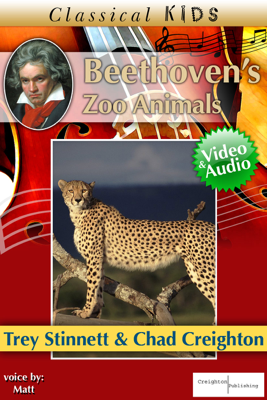 Beethoven's Zoo Animals (Enhanced Version) - Trey Stinnett