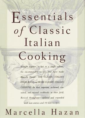 Essentials of Classic Italian Cooking - Marcella Hazan pdf download