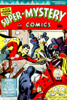 Limemouse Books - Super Mystery Comics  artwork