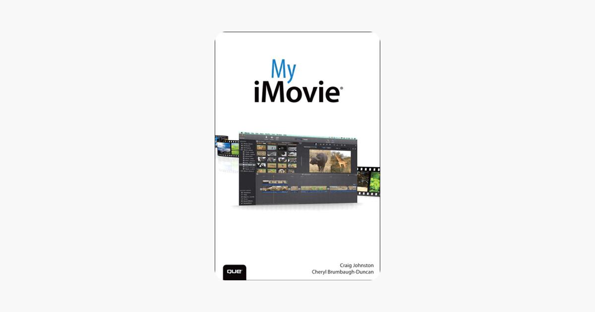 My iMovie on Apple Books