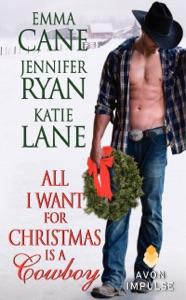 All I Want for Christmas Is a Cowboy - Jennifer Ryan, Katie Lane & Emma Cane pdf download