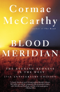 Blood Meridian - Cormac McCarthy pdf download
