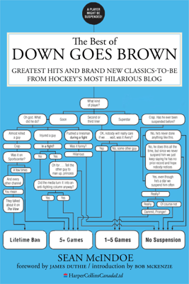 The Best Of Down Goes Brown - Sean McIndoe