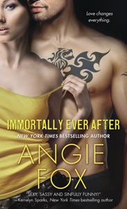 Immortally Ever After - Angie Fox pdf download