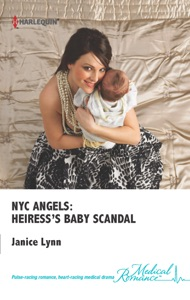 NYC Angels: Heiress's Baby Scandal - Janice Lynn pdf download