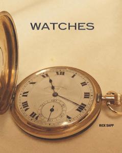 Watches - Rick Sapp pdf download