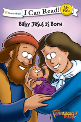 The Beginner's Bible Baby Jesus Is Born - Various Authors