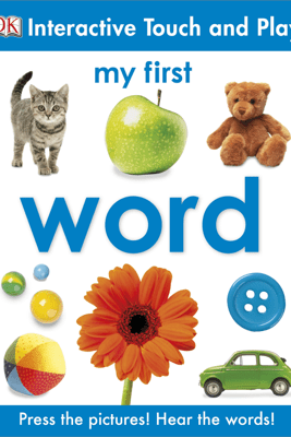 My First Words (Enhanced Edition) - DK