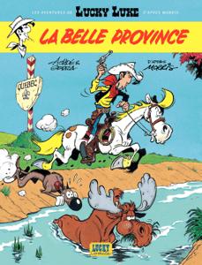 Les aventures de Lucky Luke d'après Morris - tome 1 - La belle province - Achdé & Gerra pdf download