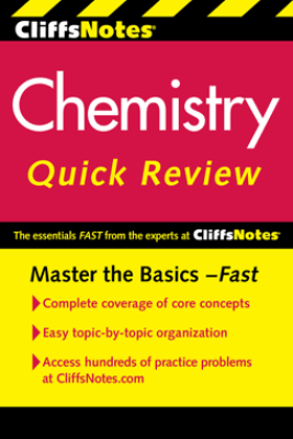 CliffsNotes Chemistry Quick Review, 2nd Edition - Robyn L Ford, Charles Henrickson & Harold D Nathan