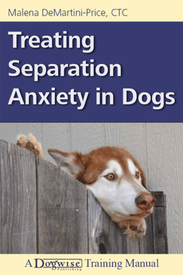 Treating Separation Anxiety In Dogs - Malena DeMartini-Price, CTC