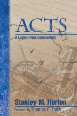 Acts - Stanley M. Horton