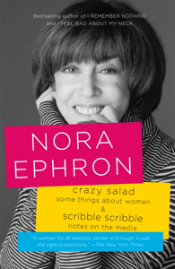 Crazy Salad and Scribble Scribble - Nora Ephron pdf download