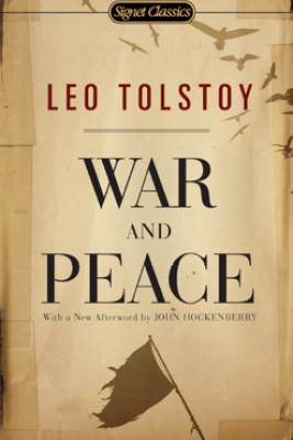 War and Peace - Leo Tolstoy, Pat Conroy & John Hockenberry