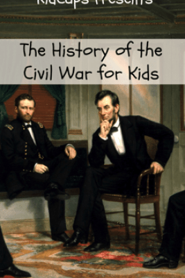 The History of the Civil War for Kids - KidCaps