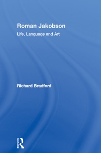 Roman Jakobson - Richard Bradford pdf download