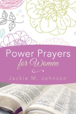 Power Prayers for Women - Jackie M. Johnson