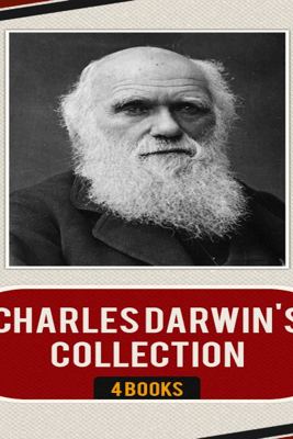 Charles Darwin's Collection [ 4 books ] - Charles Darwin