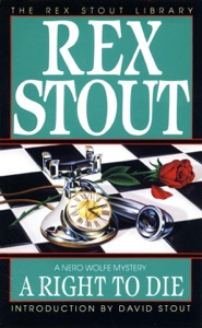A Right to Die - Rex Stout pdf download