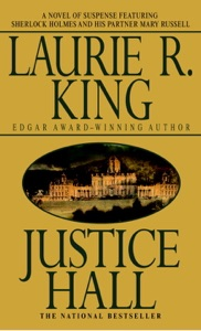 Justice Hall - Laurie R. King pdf download