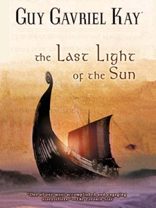 The Last Light of the Sun - Guy Gavriel Kay pdf download