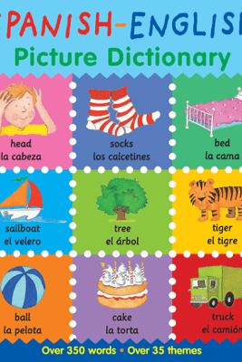 Spanish-English Picture Dictionary - Catherine Bruzzone