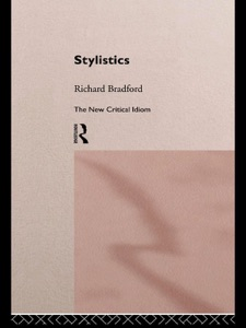 Stylistics - Richard Bradford pdf download