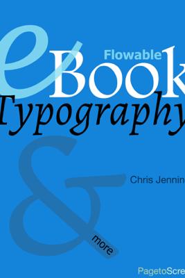 eBook Typography - Chris Jennings
