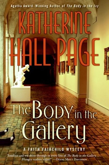 The Body in the Gallery by Katherine Hall Page PDF Download