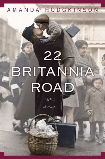 22 Britannia Road by Amanda Hodgkinson pdf download