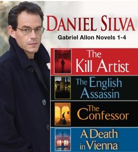 Daniel Silva GABRIEL ALLON Novels 1-4 - Daniel Silva pdf download
