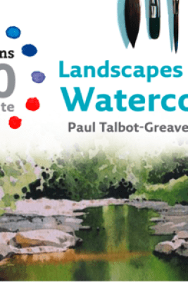 Landscapes in Watercolour - Paul Talbot-Greaves