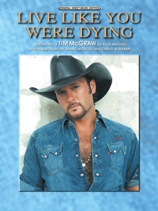 Live Like You Were Dying - Tim McGraw pdf download