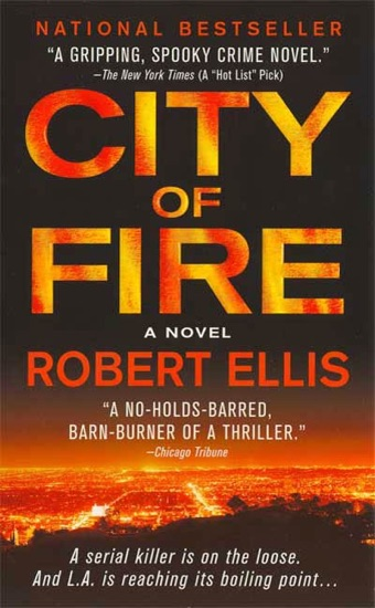 City of Fire by Robert Ellis PDF Download