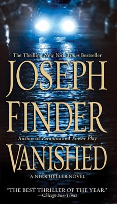 Vanished - Joseph Finder pdf download