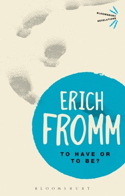 To Have or To Be? - Erich Fromm pdf download