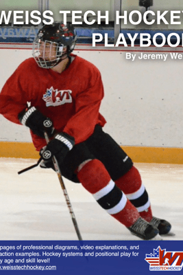 Weiss Tech Hockey Playbook - Jeremy Weiss