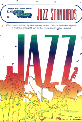 Jazz Standards (Songbook) - Various Authors