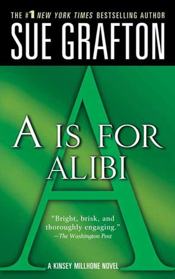 A Is for Alibi by Sue Grafton pdf download