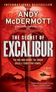 The Secret of Excalibur - Andy McDermott pdf download