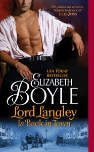 Lord Langley Is Back in Town - Elizabeth Boyle pdf download