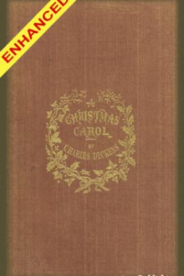 A Christmas Carol + Audiobook Included - Charles Dickens & John Leech
